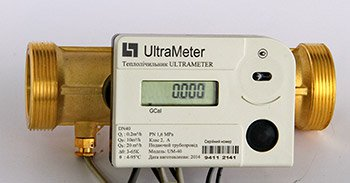 Счетчики тепла Ultrameter