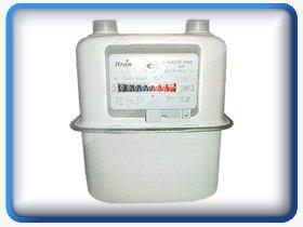 Счетчики газа мембранные G25