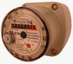 Счетчик газа Novator G10 Ex