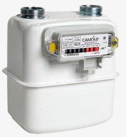 Счетчик газа цена