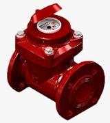 турбинный счетчик для воды WPK