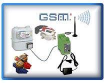 Системы учета потребления газа